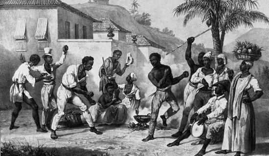 Capoeira czym jest