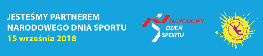 Narodowy Dzień Sportu - partner