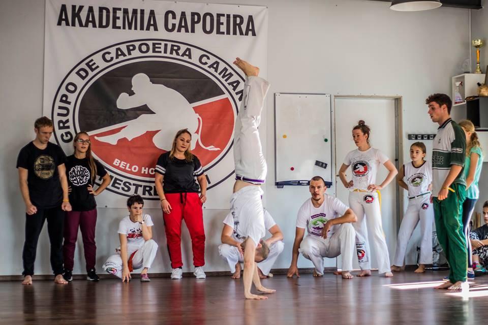 Capoeira Wrocław Foto