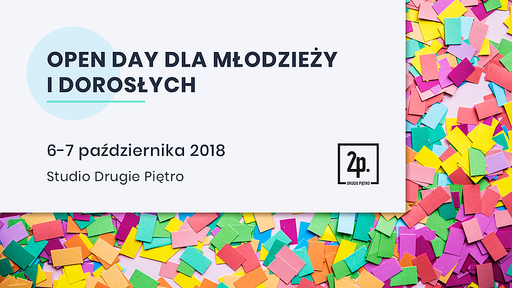 Open Day dla młodzieży i dorosłych