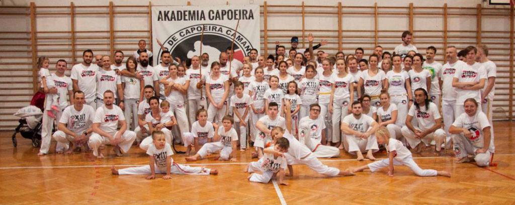 Capoeira warsztaty